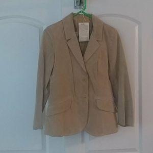 70s Vintage Suede Jacket